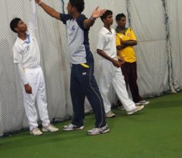 School Cricket Coaching Program