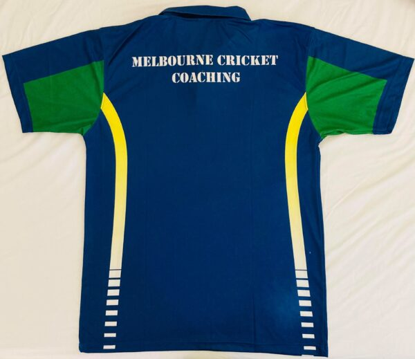 Melbourne Cricket Coaching Tshirt prabath nishshanka